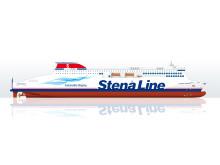 Stena AB unterzeichnet Absichtserklärung für vier neue Schiffe bei der AVIC-Werft.