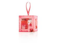 Japanese Cherry Blossom Gift Cube