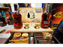 Scandlines' Whisky & Festival im BorderShop Puttgarden