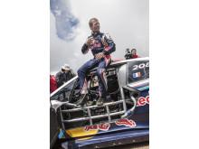 Seger för Peugeot med Sébastien Loeb i 208 T16 Pikes Peak