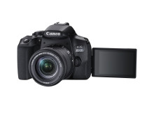 Canon EOS 850D  EF-S18-55mm F4-5.6ISSTM LCD OPEN BK FSL