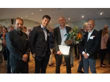 Alligator Bioscience vinnare av SwedenBIO Award 2016