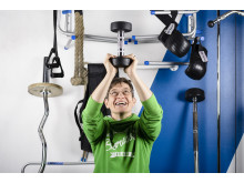 Britta Pelters i gymmet - 20161020 - joachimbrink - 003