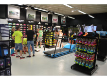 Salming Running Store - Pre Opening Zürich, Switzerland