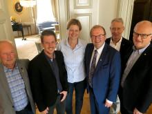 Värdar för Prinsparets besök i Värmland