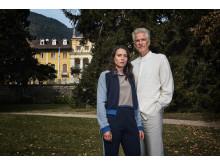 Himmelsdalen - Josefin Asplund og Matthew Modine