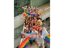 LeoVegas Mobile Gaming Group - Malta Pride 2019 - Team Photo