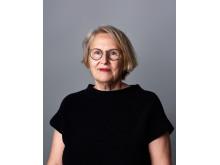 Gunilla Bandolin skapar LandArt i Torsviken