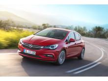 Opel Astra: Smidig, sparsam och tyst