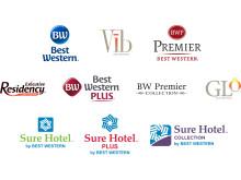 Varumärken inom Best Western Hotels & Resorts