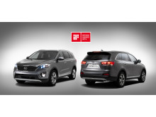 Kia Sorento if design