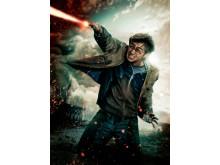 Harry Potter och dödsrelikerna del 1 och del 2 sänds 26-27 december 20.00 i Kanal 5.