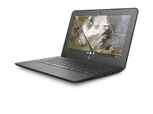 HP Chromebook 11A G6 EE_Front Left
