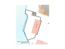 Karta över Härnösands residens