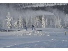Forsasong alpint 2016 Idre Fjall