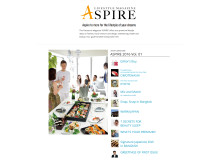 ASPIRE Lifestyle Magazine vol.1
