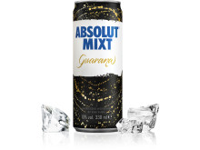 "Pulsierendes Nachtleben ""on the go"" - der neue Absolut Ready-to-Drink ""Absolut MIXT Guarana"""