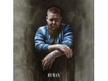 "Rag'n'Bone Man - ""Human"" albumomslag"