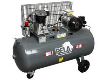 Kraftfull kompressor för verkstadsbruk – hos Verktygsboden (4hk)