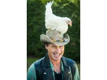 Petter Stordalen vil ha mer høne. Foto: Espen Hofsmo