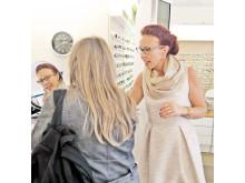 Silmälasien löytäminen on parhaimmillaan todellista tiimityötä