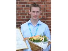 Richard Nolhag, energiingenjör och stipendiat