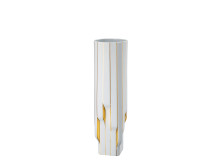 R_Zaha_Hadid_Collection_Strip_White-Gold_Vase_45_cm