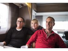 Säsongsgäster på Kronocamping Lidköping
