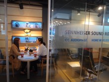 Sennheiser Music Cafe