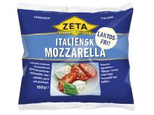 Laktosfri mozzarella från Zeta