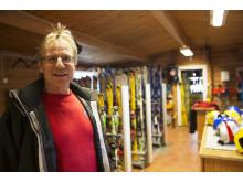 Arne Magnus, Storseth Meraker Alpinsenter