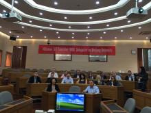 Executive MBA China module, April 2014
