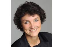 Cecilia Rydinger-Alin, rektor för Kungl. Musikhögskolan (KMH). Foto: Stewen Quigley.