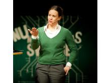Maria Wetterstrand är en av talarna på årets D-Congress.