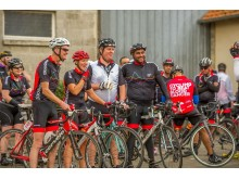 Bloodwise London to Paris 2015/16