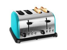 BT-318 Toaster 2-Scheiben Türkis 10005178