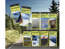 Populære fjellkart