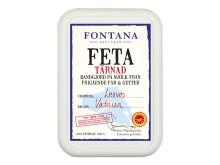 Fontana Feta Lesvos, tärnad, 300g