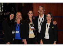 Unilabs blev årets vinnare av ECOonline Award