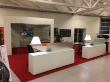 SEAT showroom