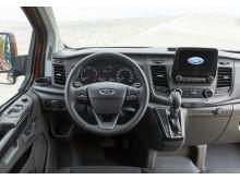 Ny Ford Transit Custom