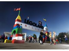 Indgang til Legoland