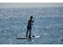 srs-XB41 paddle surf