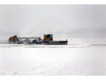 Snørydding Oslo Lufthavn
