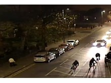 CCTV footage of suspects