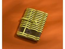 Sony h.ear, okładka na paszport w kolorze limonkowym