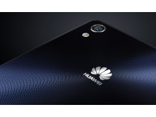 Ascend P7 Black Detail