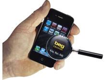 Begblocket app