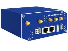 SmartMotion router i metallkapsling
