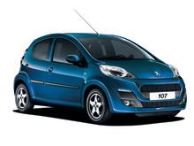 Peugeot 107 for 495 kr. i mdr.